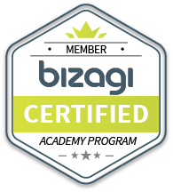 bizagi badge