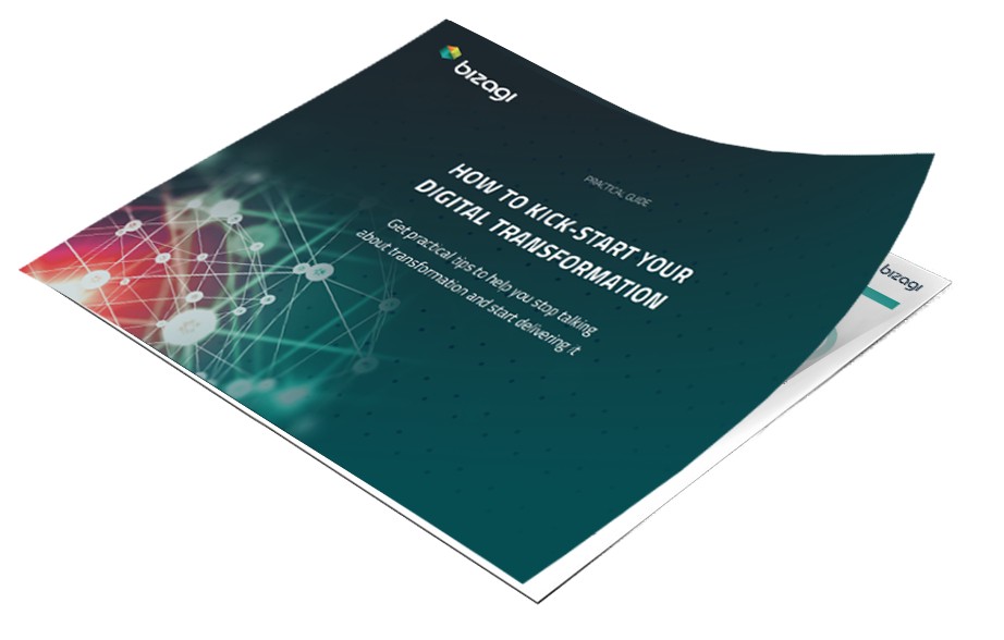 How to Kick-Start Your Digital Transformation e-book