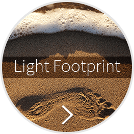 ligth footprint