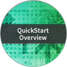 Quickstart overview