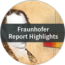 Fraunhofer report highlights
