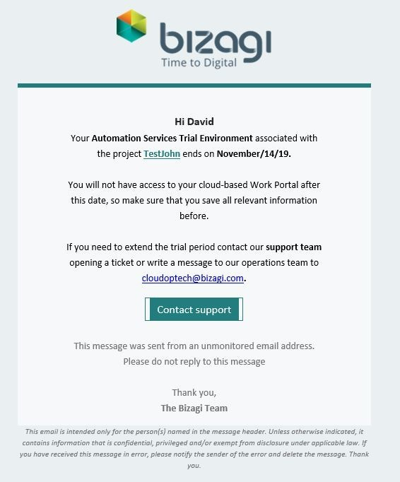 Bizagi - The Digital Business Platform