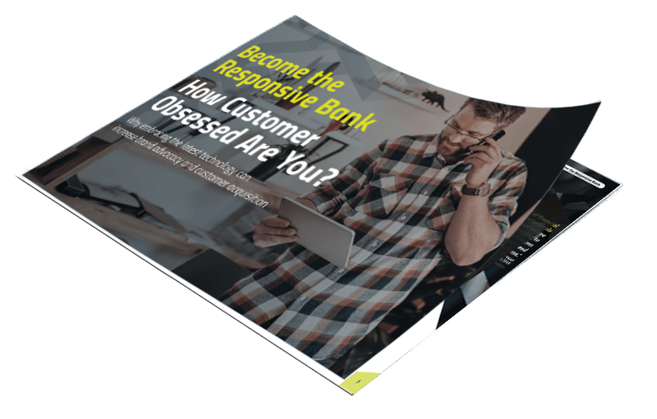 Become the responsive bank e-book
