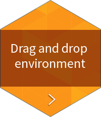 Drag & drop business process modeling