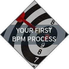 Your first BPM process