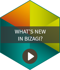 What's new? Learn about Bizagi's most current software offerings
